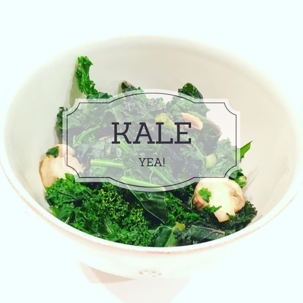Kale Yea! Recipe