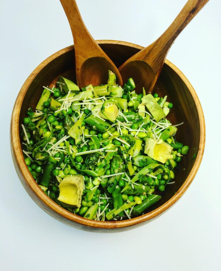 Power Greens Salad Recipe