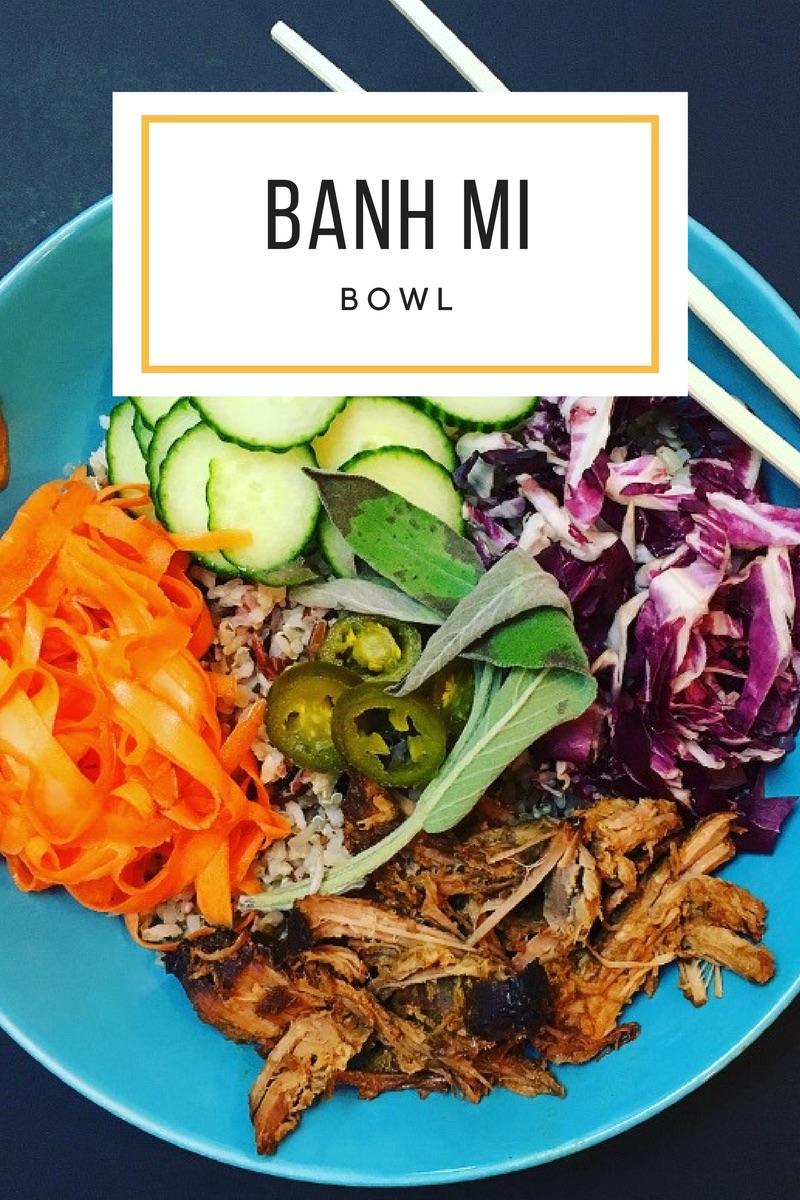 Banh Mi Bowl