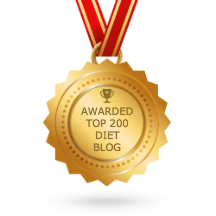 The Dessert Dietitian is One of the Top 200 Diet Blogs!