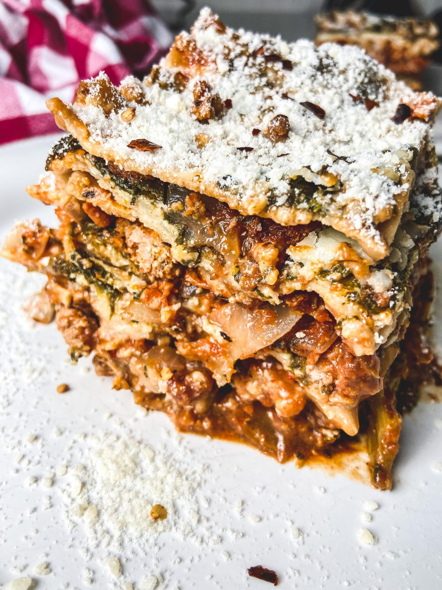 Instant Pot Healthy Lasagna